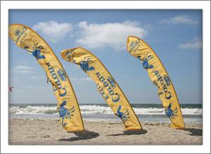 Strandsegel